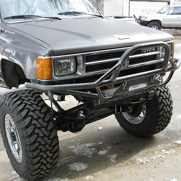 Tube Front Bumper Pickup (1984-1995)
